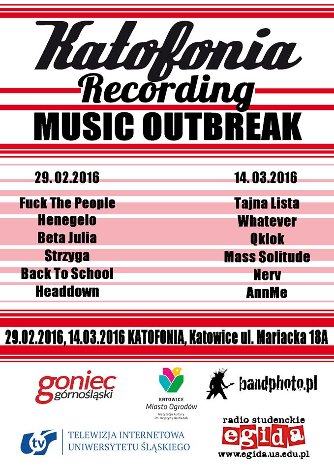 Music Outbreak