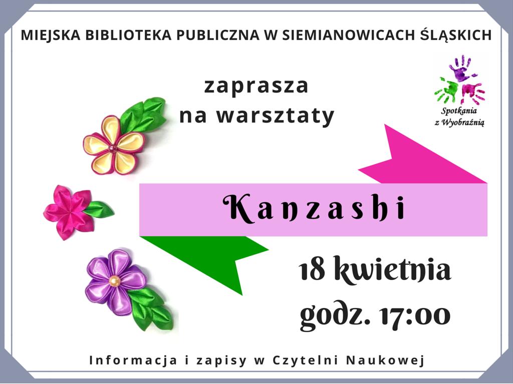 kanzashi plakat png
