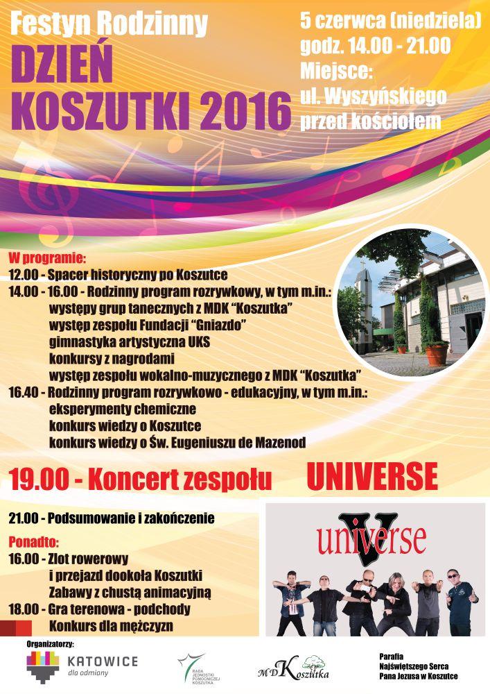 Festyn Rodzinny 5.06.2016
