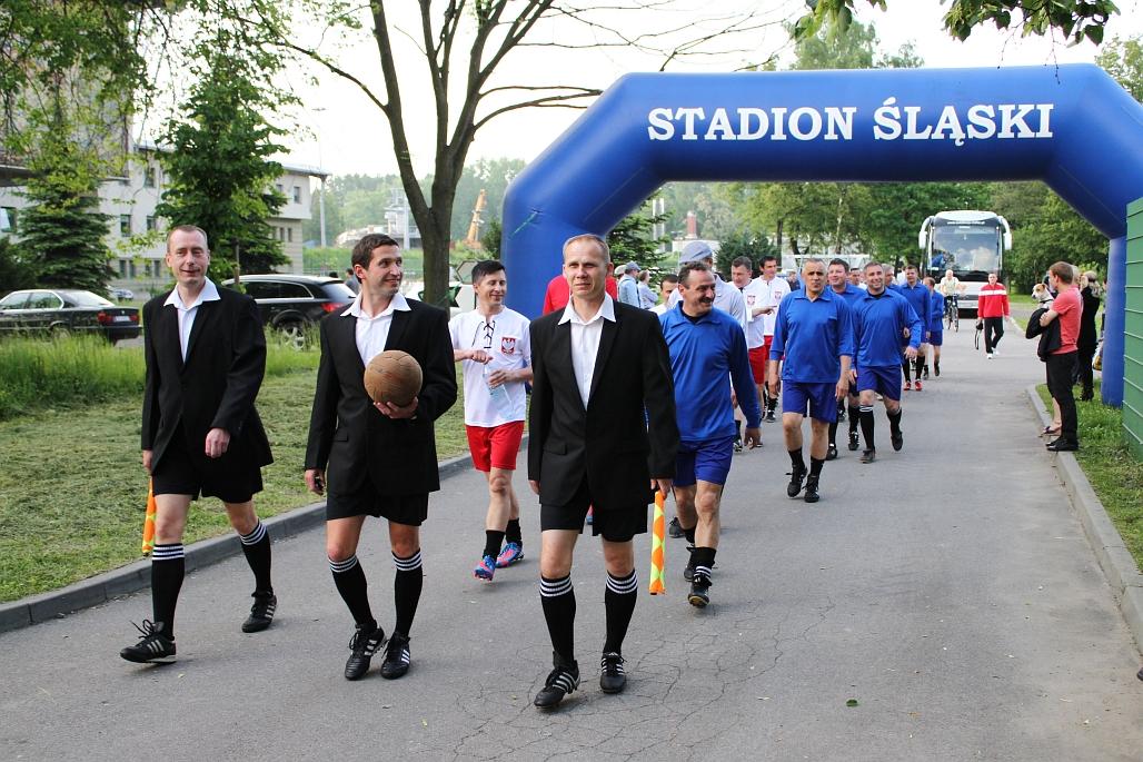 Sportowa lekcja historii, w2013 roku wspominali┼Ťmy mecz Polska-Brazylia z1938 roku