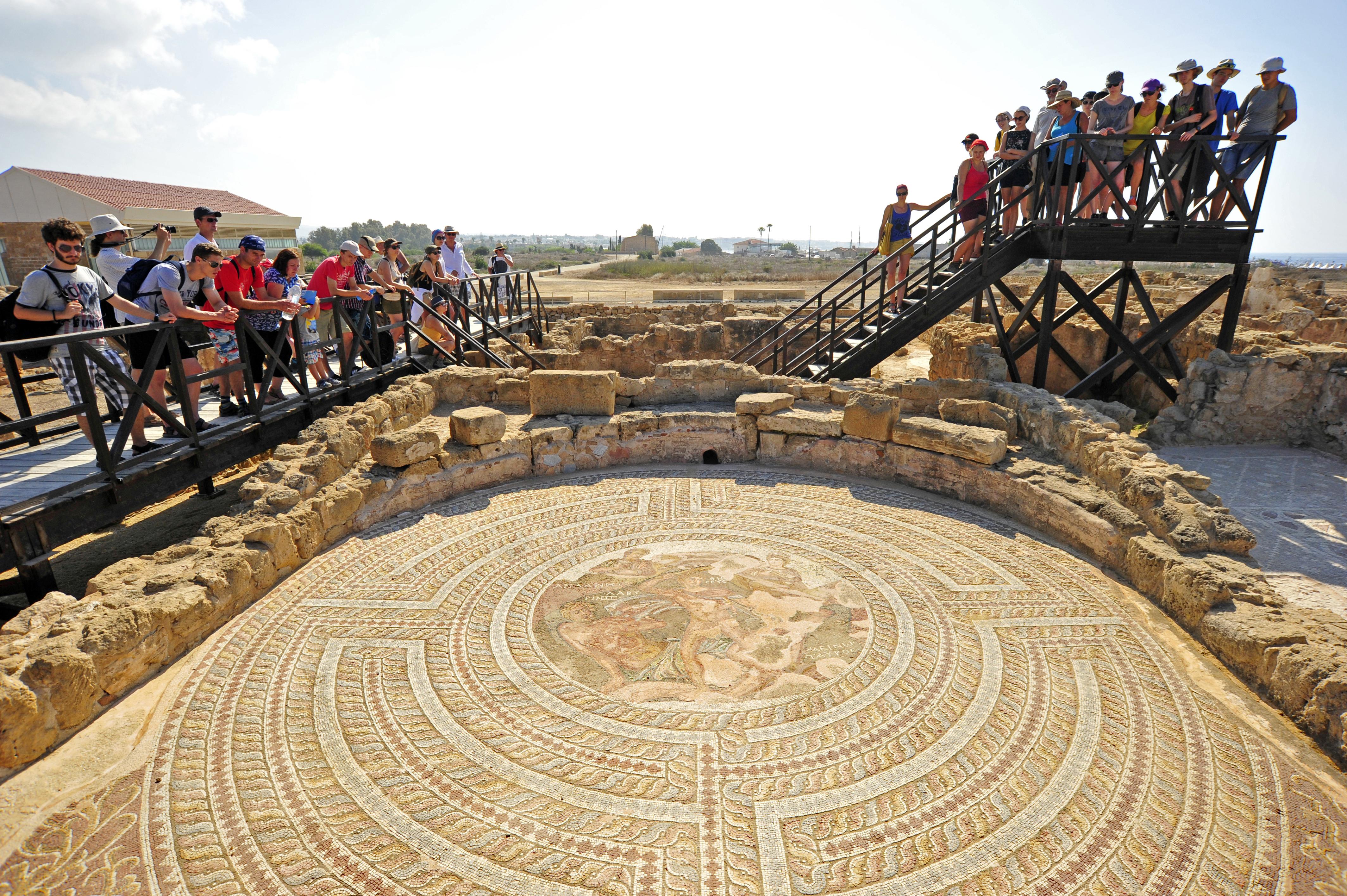 Park Archeologiczny Pafos, fot.Robert S┼éabo┼äski