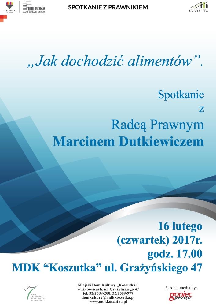Spotkanie zPrawnikiem 16.02-01